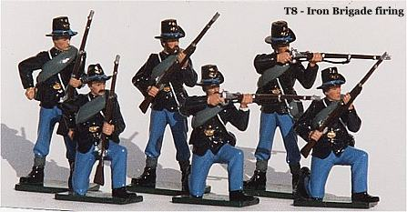 Dating lead toy soldiers